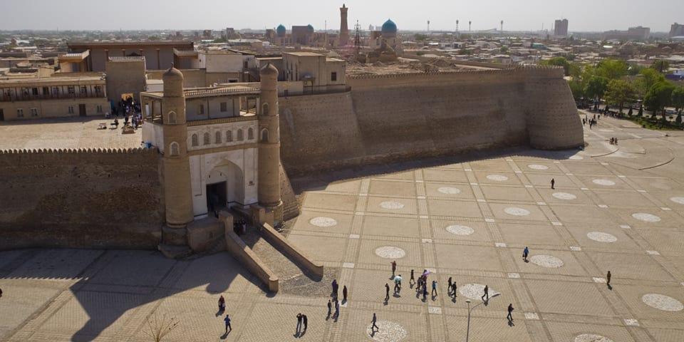Ark - Usbekistan