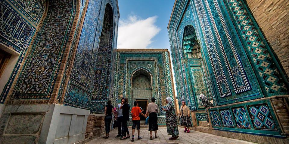 Shahi Zinda - Usbekistan