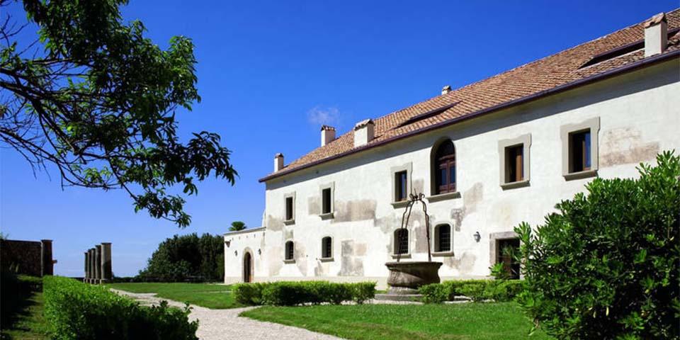 Villa Giusso.