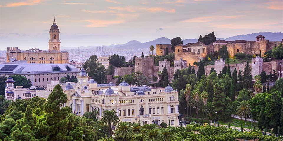 I Andalusiens næststørste by, Malaga, finder du f.eks. Picassomuseet.