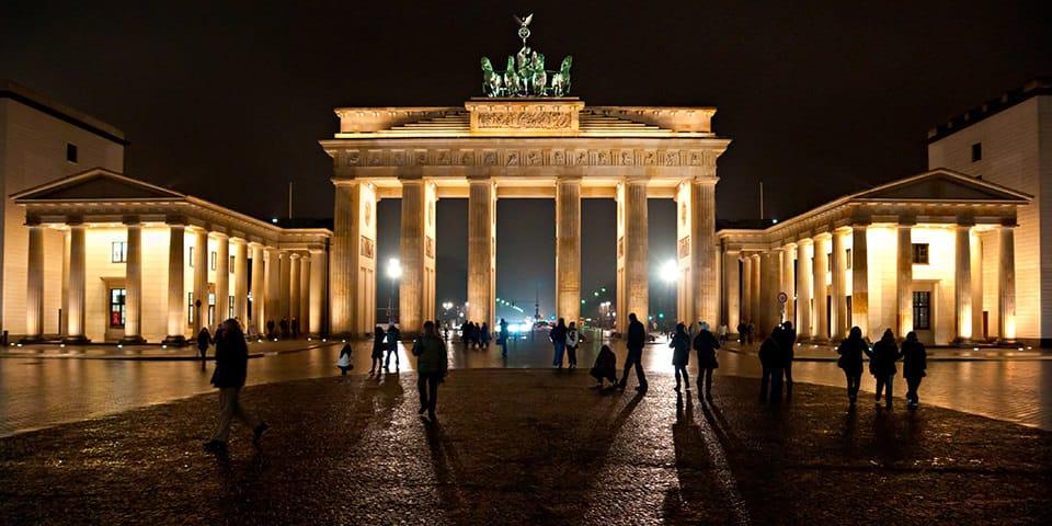 Gå på opdagelse i altid spændende Berlin.