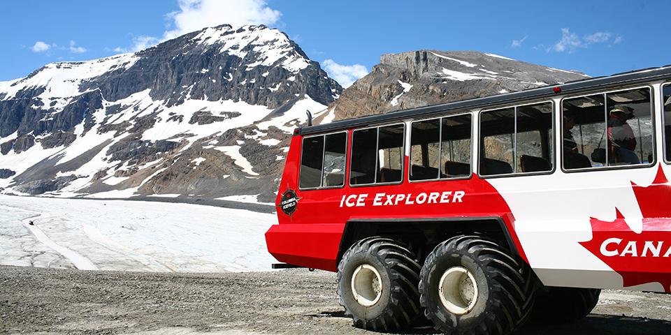 Athabasca-gletsjeren.