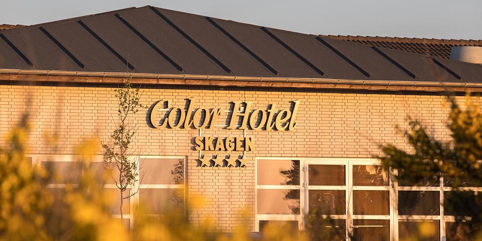 Velkommen til Color Hotel Skagen.