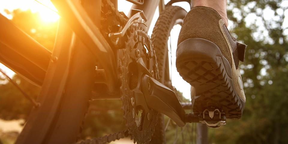 Velkommen på cykelferie.