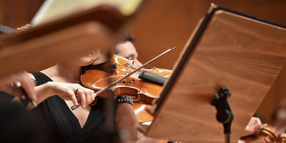Nytårskoncert med Krakow Philharmoni.