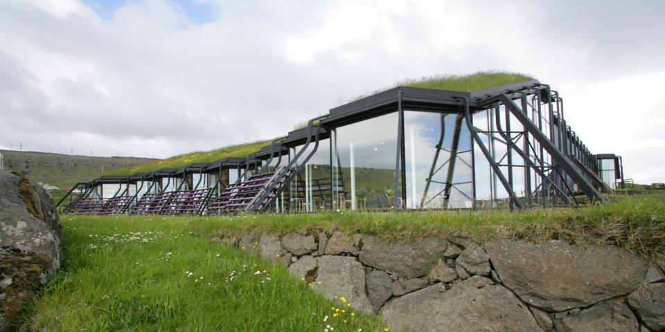 Nordens hus i Tórshavn.