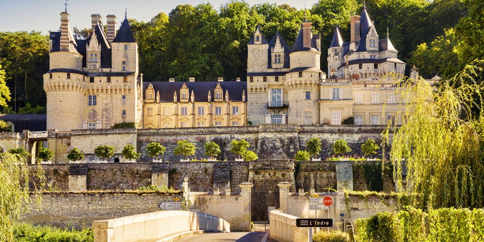 Chateau d'Ussé.