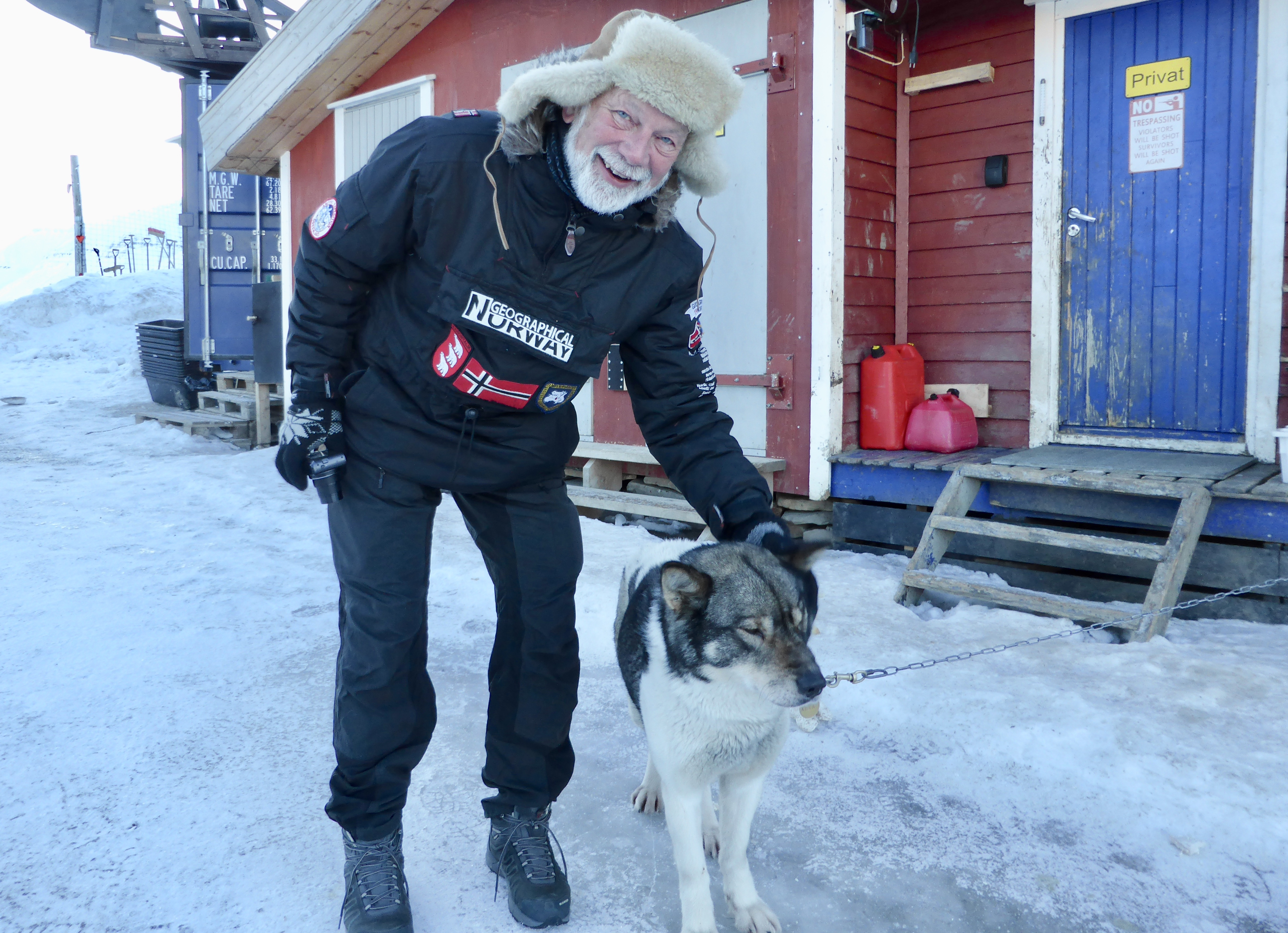 Alf Tornberg, rejseleder hos Vitus Rejser