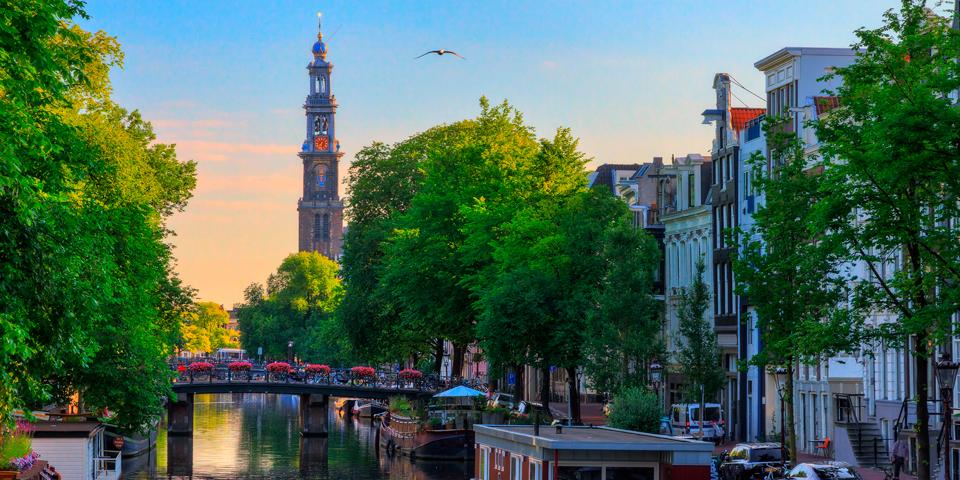 Smukke Amsterdam.