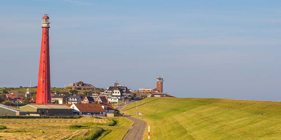 Fortet ved Den Helder.