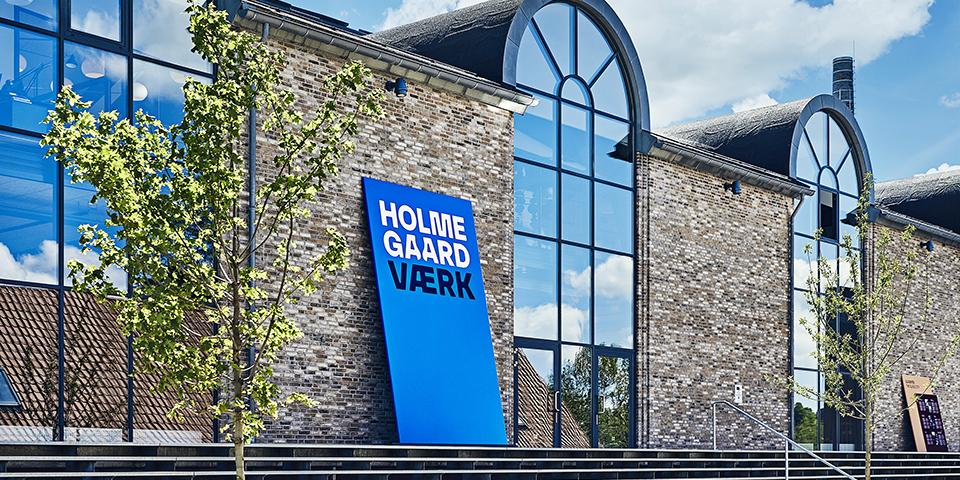 Velkommen til Holmegaard Værk.