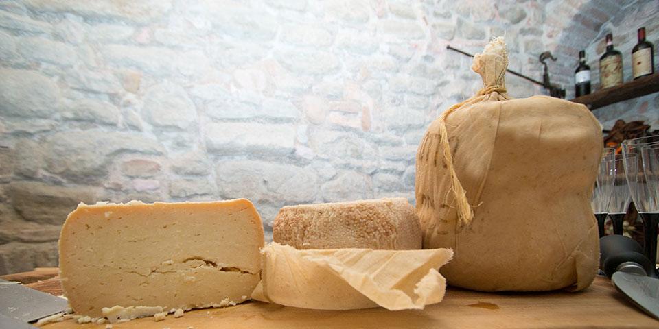 Osten Fossa er typisk for regionen Emilia Romagna.