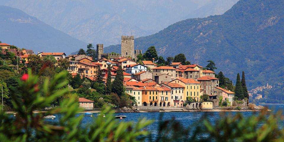 San Siro ligger flot ved Lago di Como.