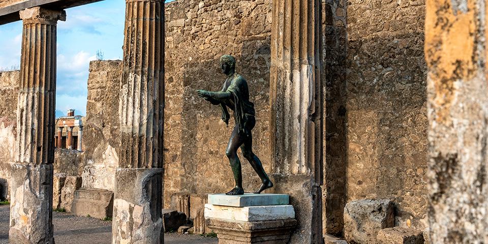 Fascinerende Pompeji.