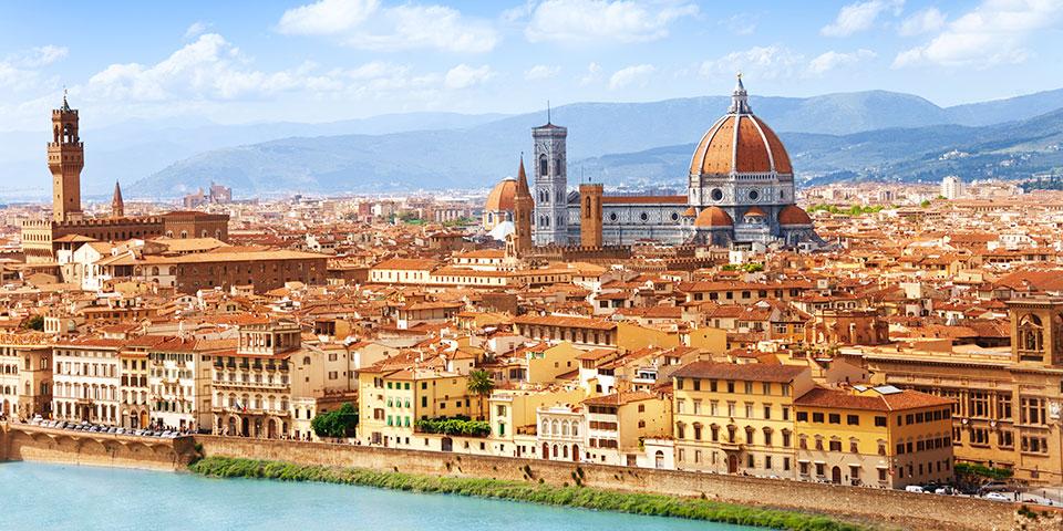 Fantastiske Firenze.