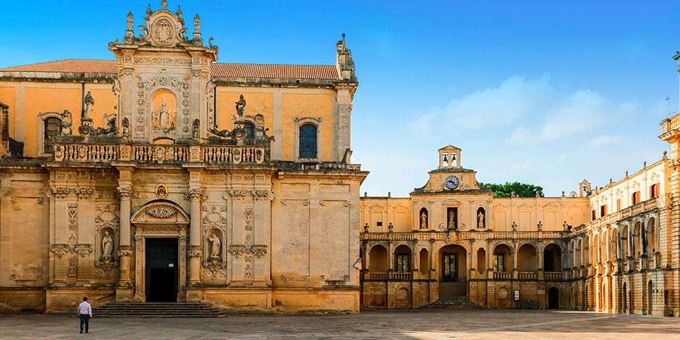 Lecce - Syditaliens Firenze.