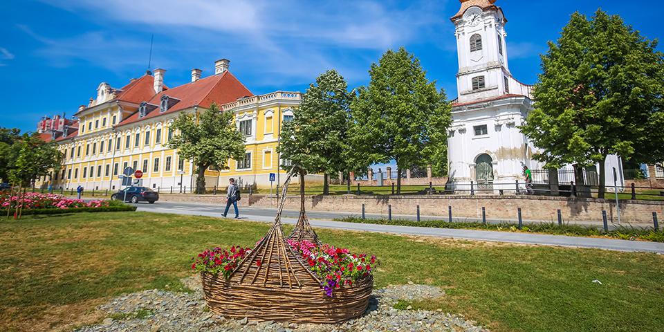 """Vukovar, der blandt delokale kaldes""""heltenes by""""."""