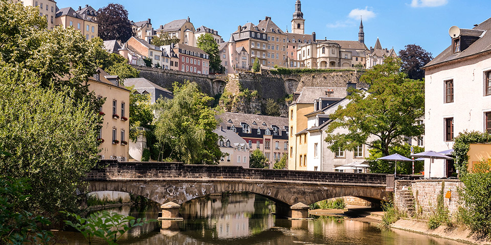 Charmerende Luxembourg.