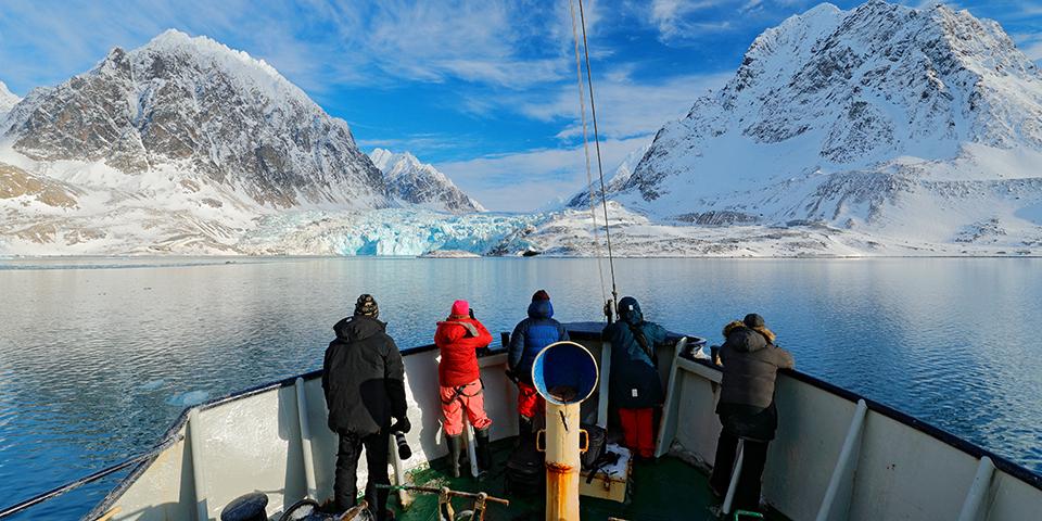 Verdens nordligste fjordkrydstogt.