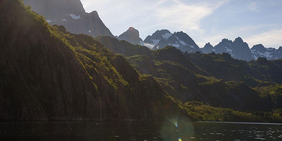 Minicruise i den betagende Trollfjord.