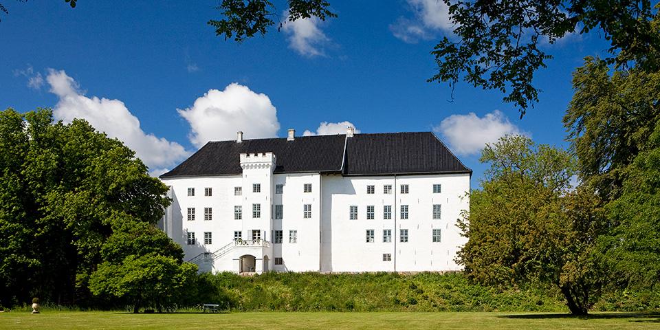 Det 800 år gamle Dragsholm Slot.