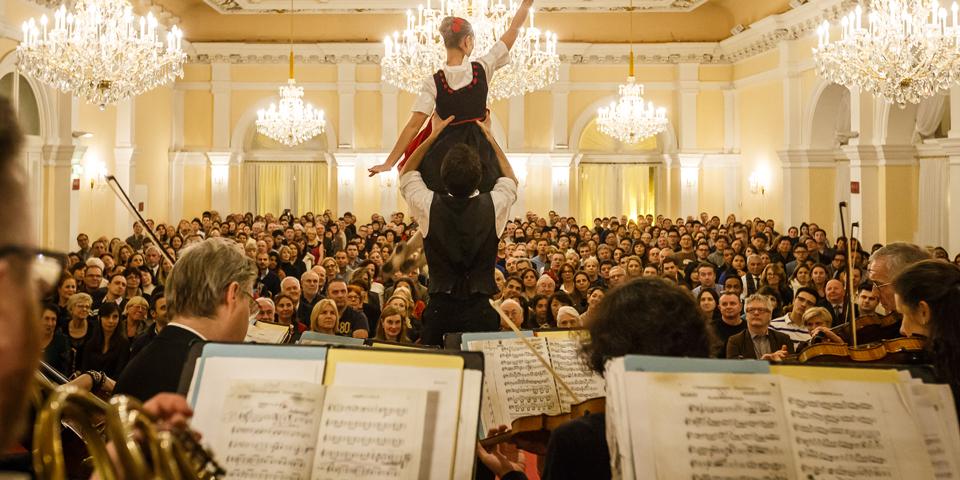 Nytårskoncert i Kursalon.