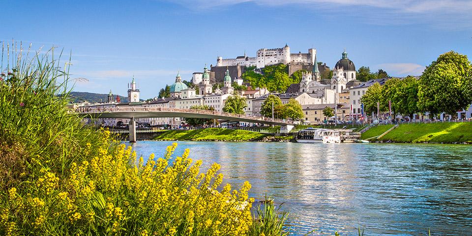Skønne Salzburg.