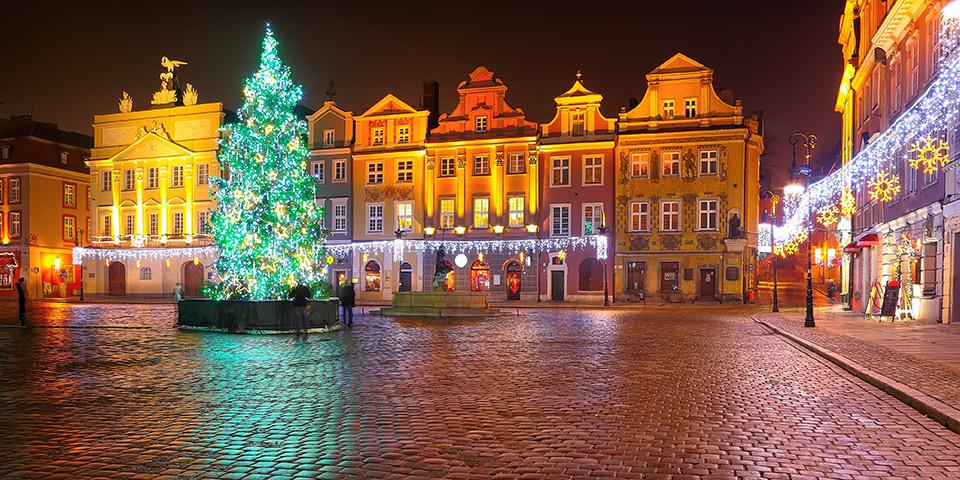 Julestemning i Poznan.