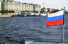 Krydstogt på Rusland