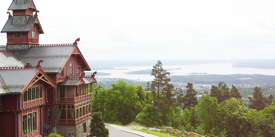 Scandic Hotel Holmenkollen.