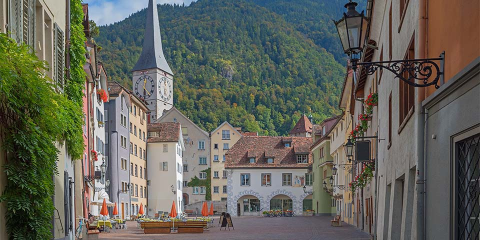 Chur er Schweizs ældste by.