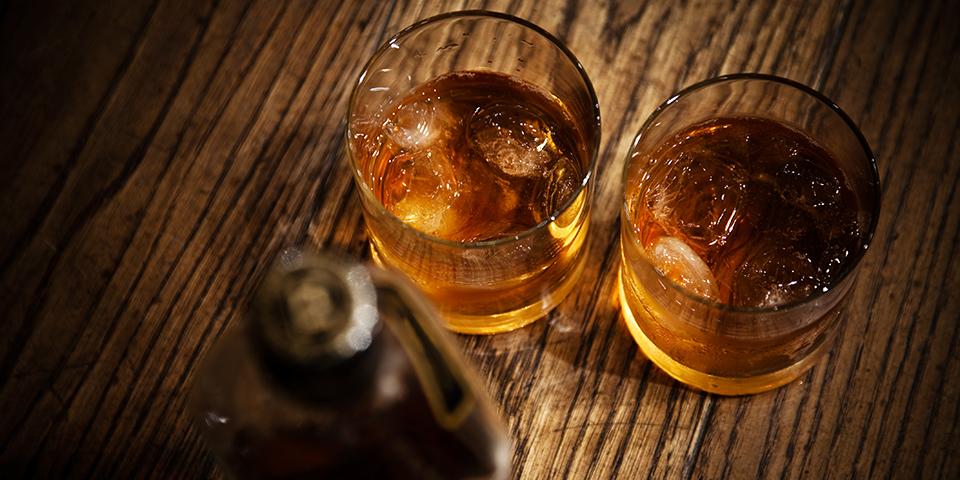 Slut rejsen af med et godt glas whisky.