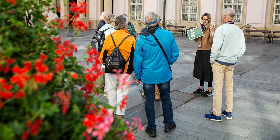 Lokalguide Lucia fortæller om hyggelige Bratislava.
