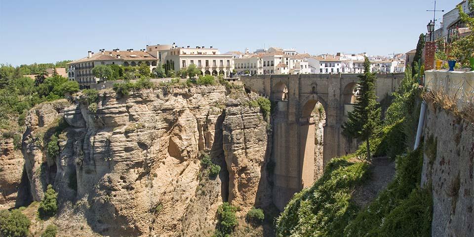 Broen Puente Nuevo er Rondas vartegn