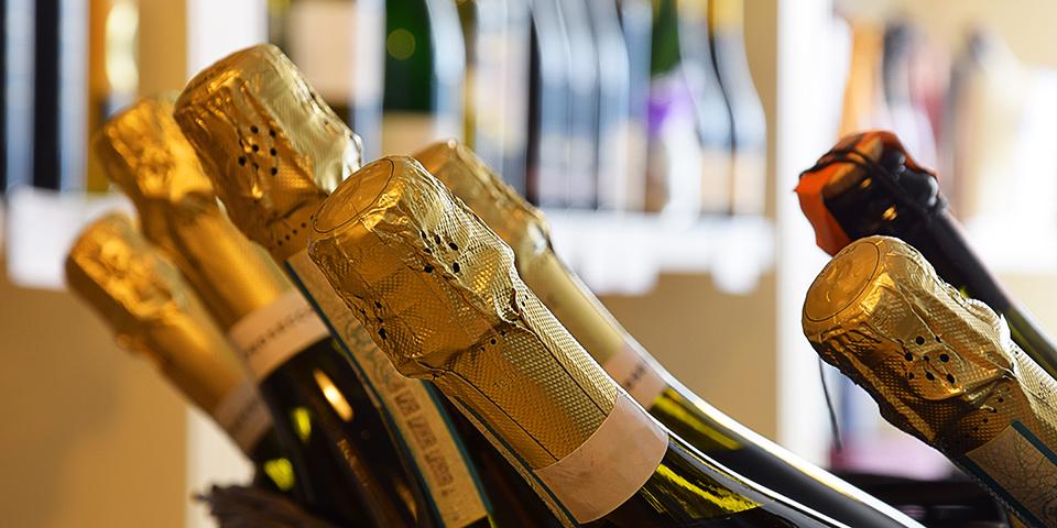 Cava - Spaniens svar på Champagne.