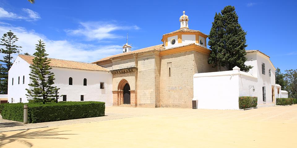 La Rabida klosteret.