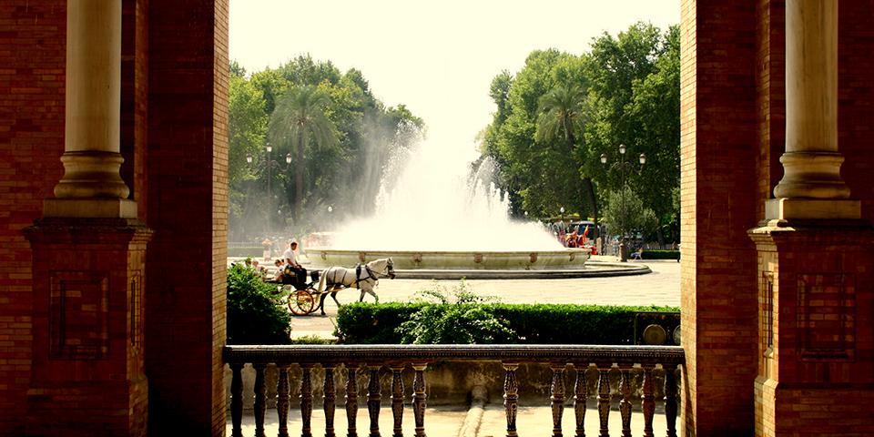 Besøg i klassiske Sevilla.