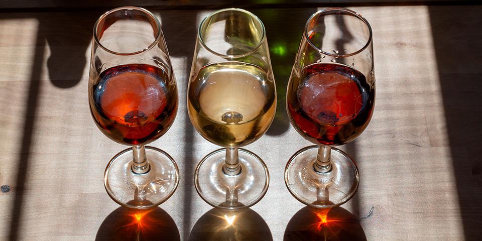 Glæd dig til en lækker sherrysmagning.