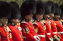 Storbritannien soldater