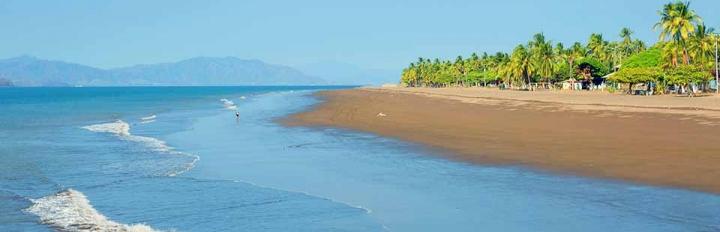 Costa Ricas strand