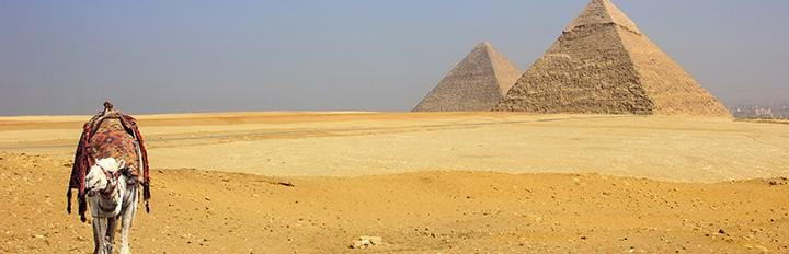 Pyramiderne i Egypten