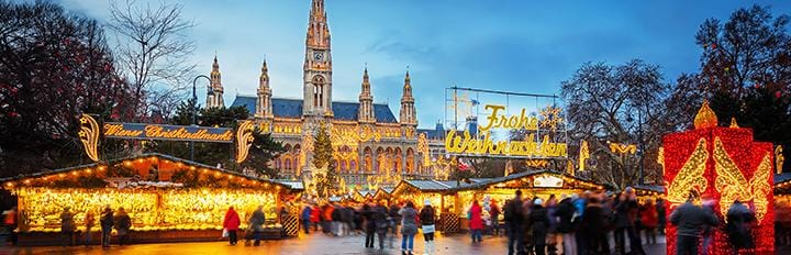 Julemarkeder - VItus Rejser