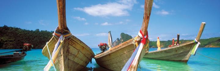 Thailand Rejser