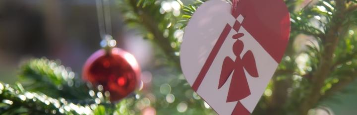 Julepynt Danmark.