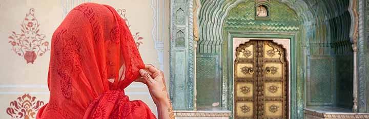 Kvinde i Indien