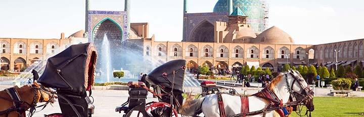 Iran Isfahan-Naqsh pladsen