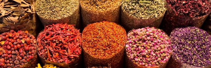Krydderier i Marokko