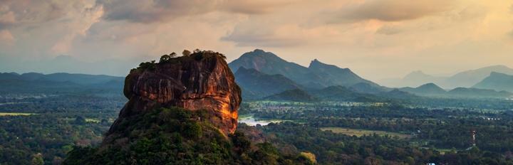 Sri Lanka udsigt