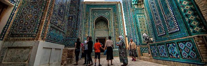Usbekistan - Vitus Rejser