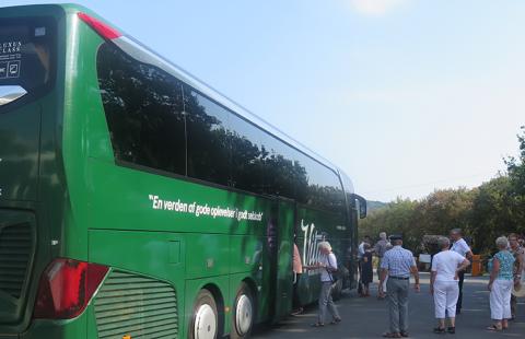 Busrejser til Europa